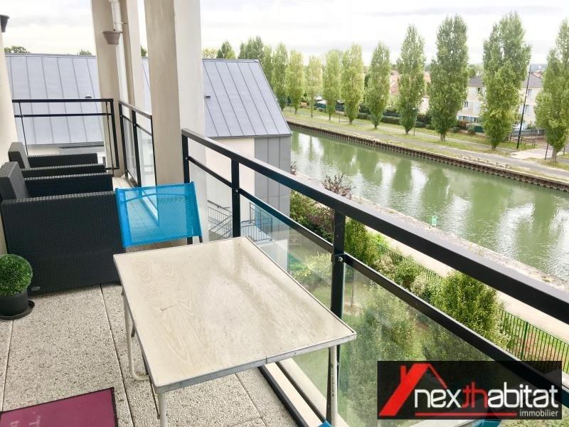 Vente appartement Les pavillons sous bois 265000€ - Photo 1