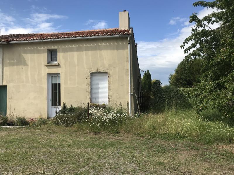 Maison st quentin en mauges - 3 pièce (s) - 60 m²