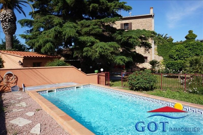 Vente maison / villa Bompas 470000€ - Photo 2