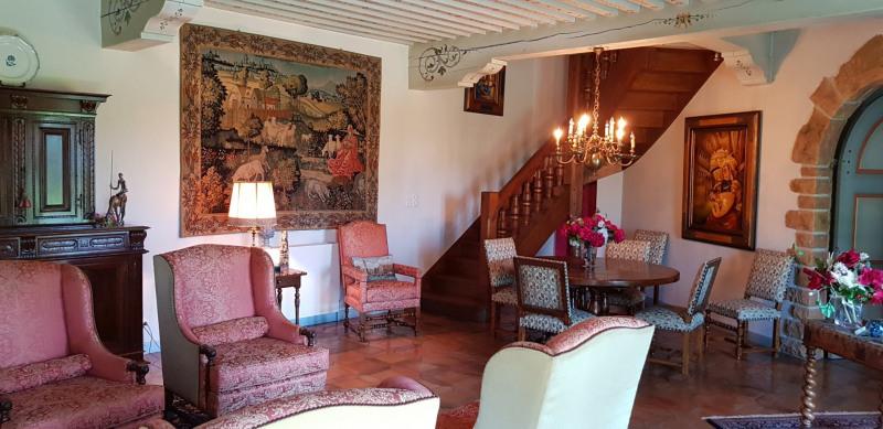 Vendita casa Reventin vaugris 520000€ - Fotografia 8