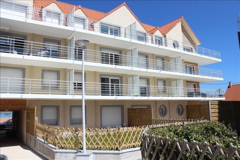 Vente appartement Fort mahon plage 161000€ - Photo 1