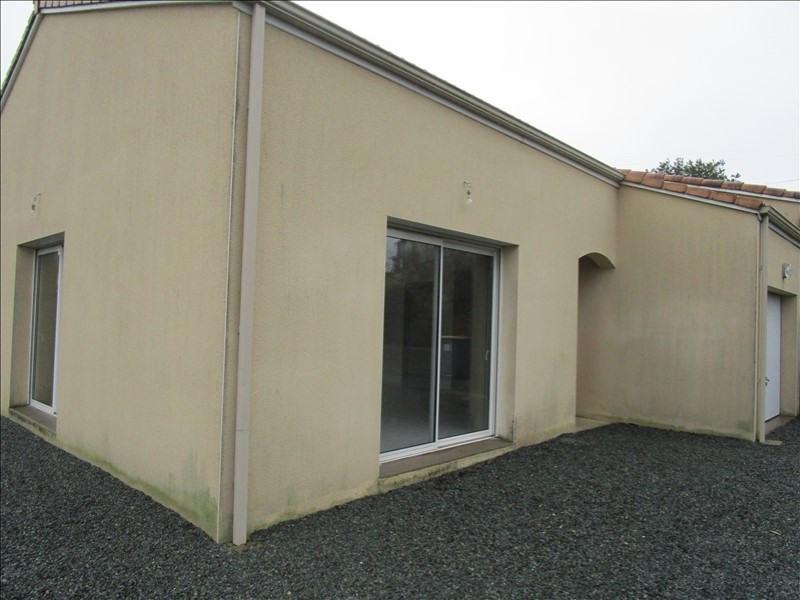 Produit d'investissement maison / villa St maixent l ecole 141700€ - Photo 1