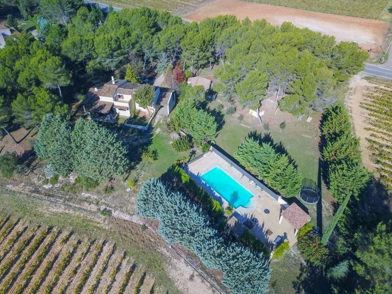 Deluxe sale house / villa Rousset 566000€ - Picture 1