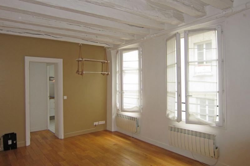 Vente appartement Paris 1er 395000€ - Photo 2
