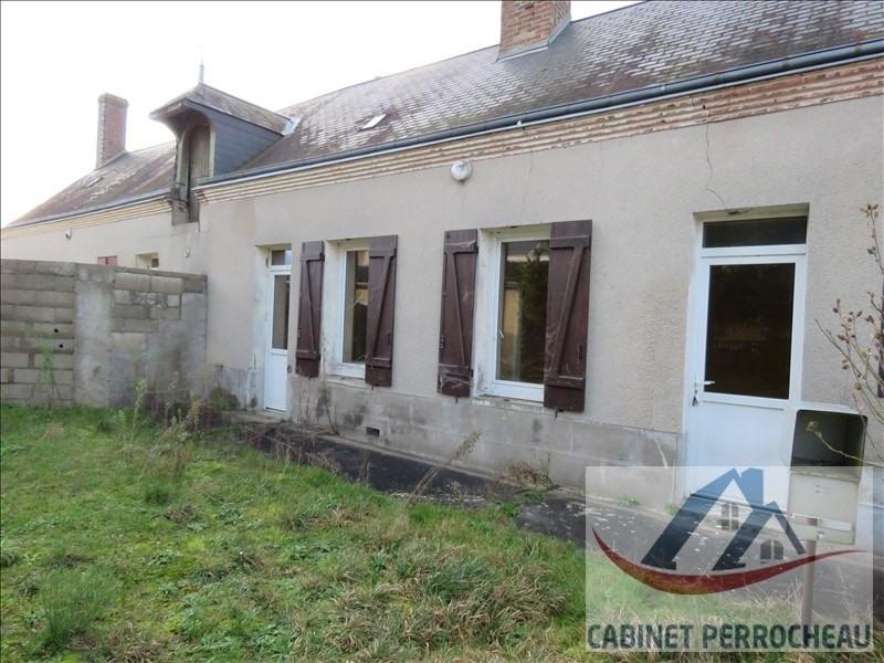 Vente maison / villa Savigny sur braye 135000€ - Photo 1
