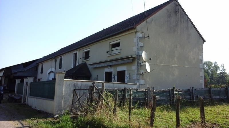 Sale house / villa Ouanne 118000€ - Picture 2