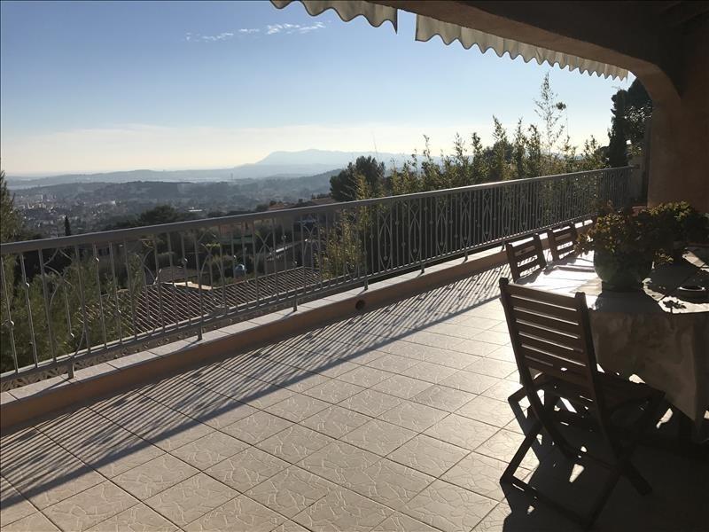 Sale house / villa Toulon 489000€ - Picture 1