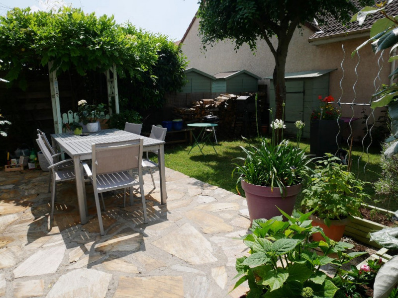 Sale house / villa Carrieres sous poissy 415000€ - Picture 2