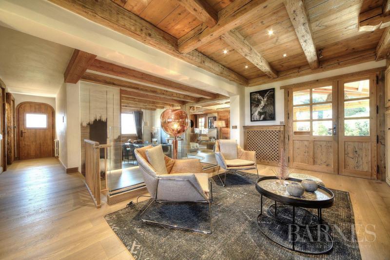Vente de prestige maison / villa Saint-gervais-les-bains 2450000€ - Photo 2