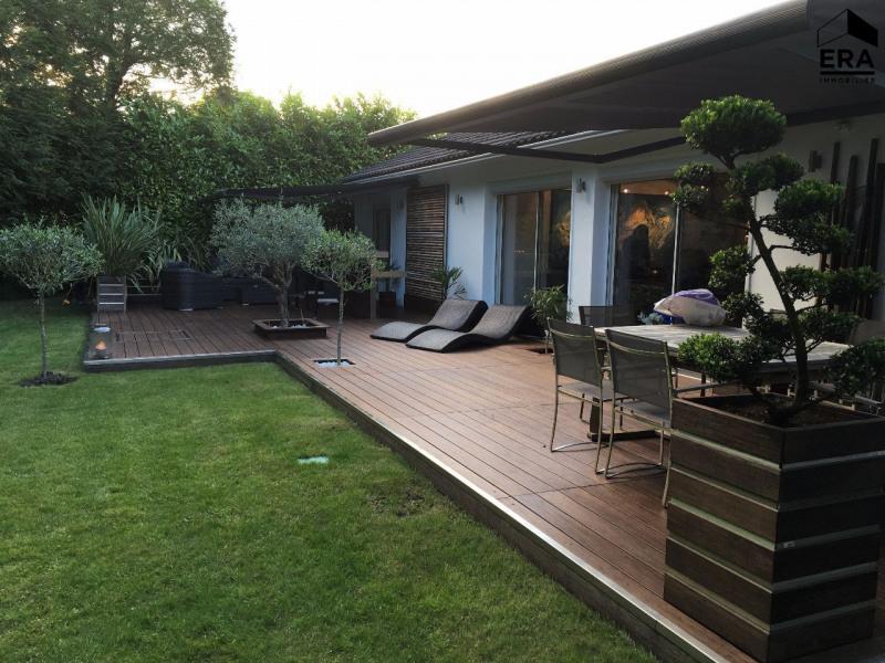 Sale house / villa Lesigny 535000€ - Picture 7