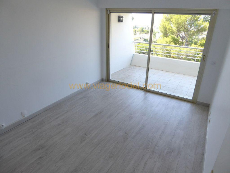 Life annuity apartment Le cannet 290 000€ - Picture 5