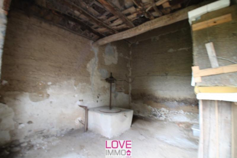 Vente maison / villa La batie montgascon 141000€ - Photo 8