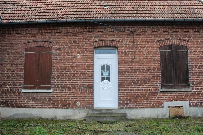 Vente maison / villa Beaumetz les cambrai 55 000€ - Photo 1