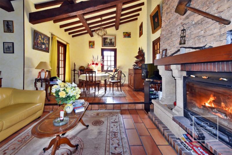 Vente maison / villa Poleymieux au mont d'or 490000€ - Photo 6