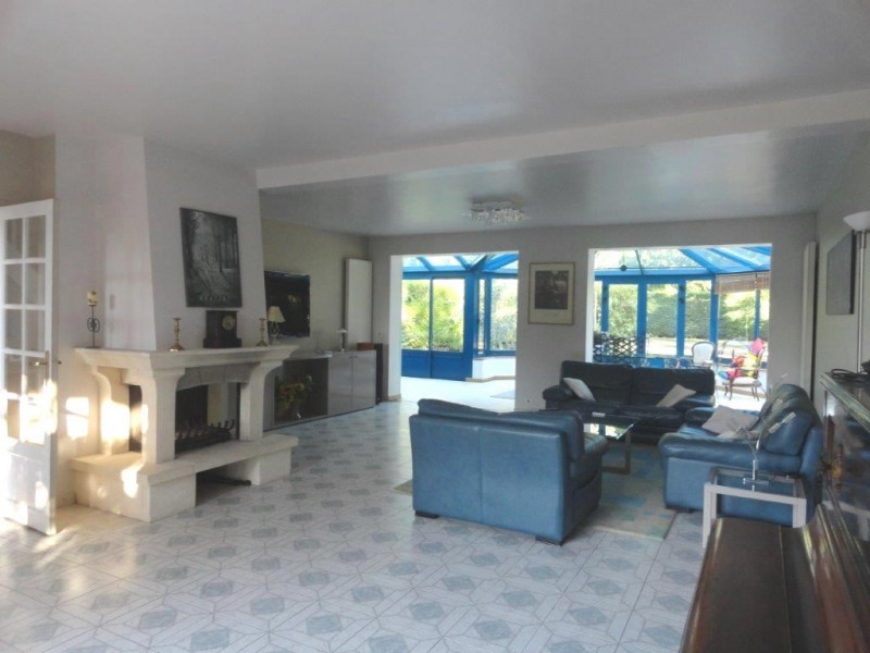 Vendita casa Crespieres 825000€ - Fotografia 3