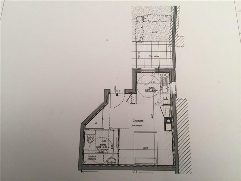 Vente appartement Villeurbanne 135960€ - Photo 2
