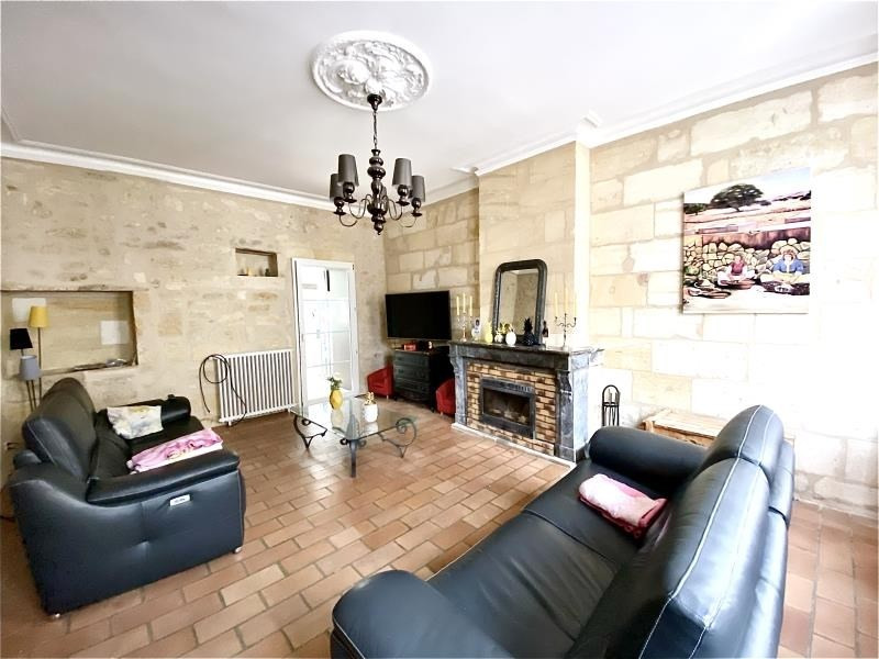 Sale house / villa Libourne 430500€ - Picture 3