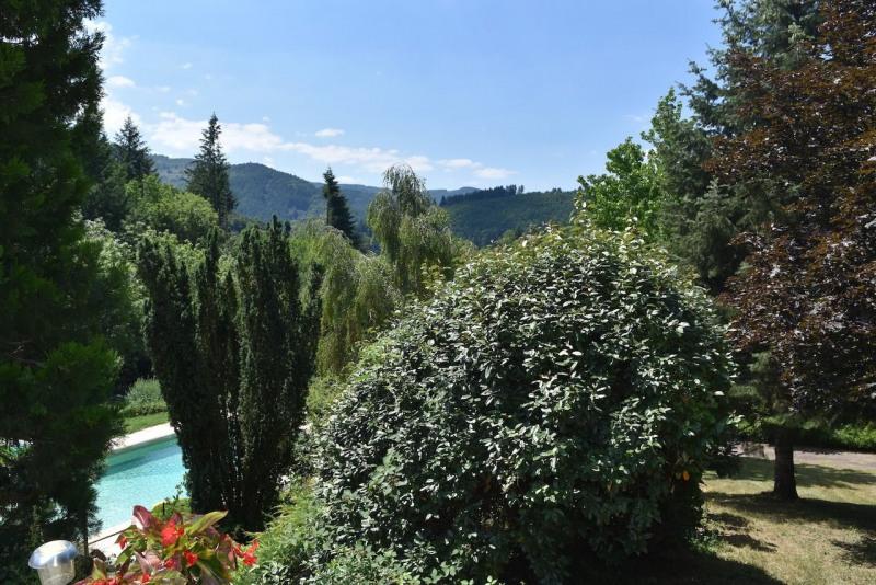 Vente de prestige maison / villa St martin de valamas 485000€ - Photo 9