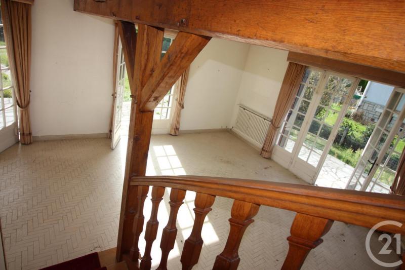 Revenda residencial de prestígio casa Tourgeville 556000€ - Fotografia 10