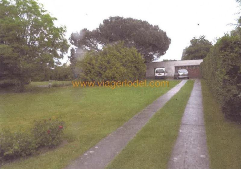 Viager maison / villa Lézigné 65000€ - Photo 8