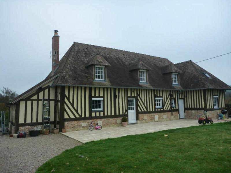 Sale house / villa Vieux-pont-en-auge 252000€ - Picture 1