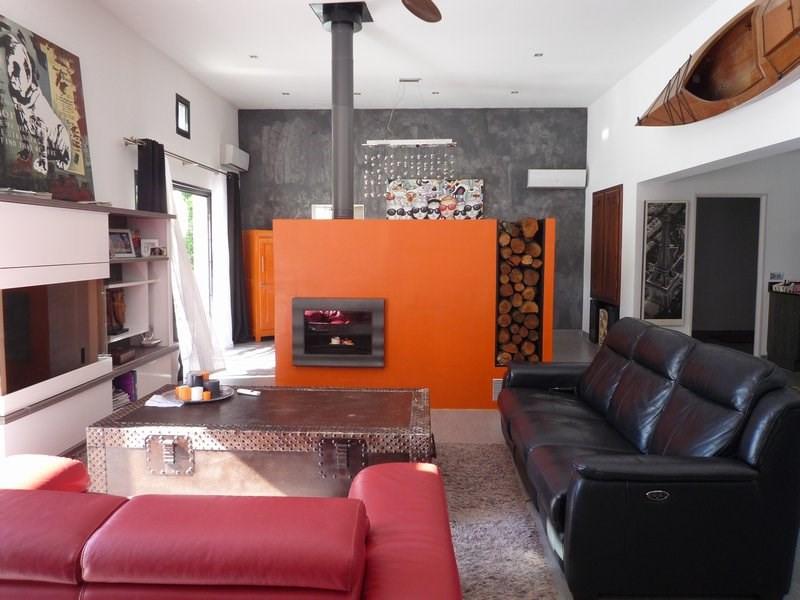 Vente maison / villa Uchaux 525000€ - Photo 6