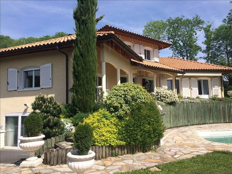 Deluxe sale house / villa Cranves-sales 648000€ - Picture 1
