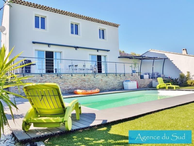 Vente de prestige maison / villa Aubagne 582000€ - Photo 1