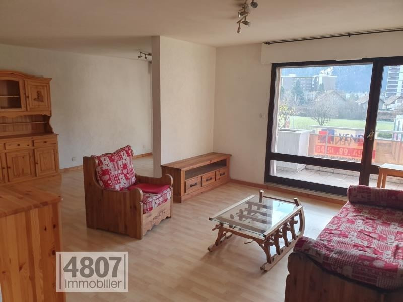 Vente appartement Cluses 185 000€ - Photo 1