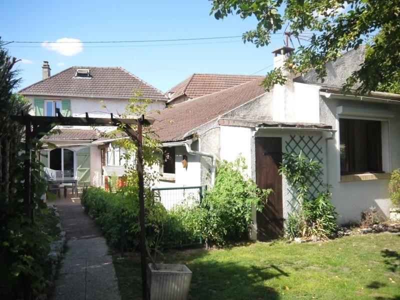 Venta  casa Boissy mauvoisin 218000€ - Fotografía 1