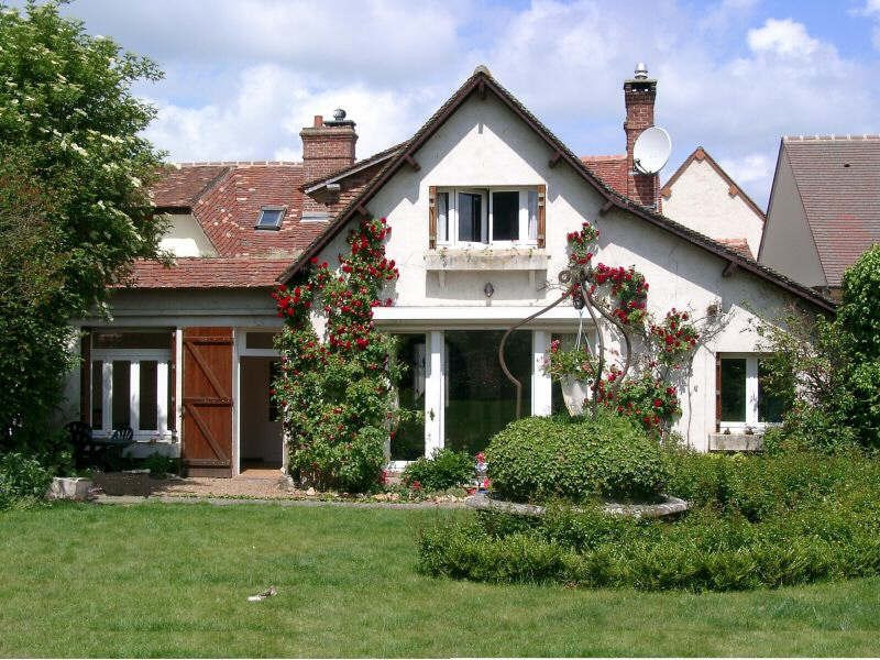 Verkoop  huis Nogent le roi 319000€ - Foto 1