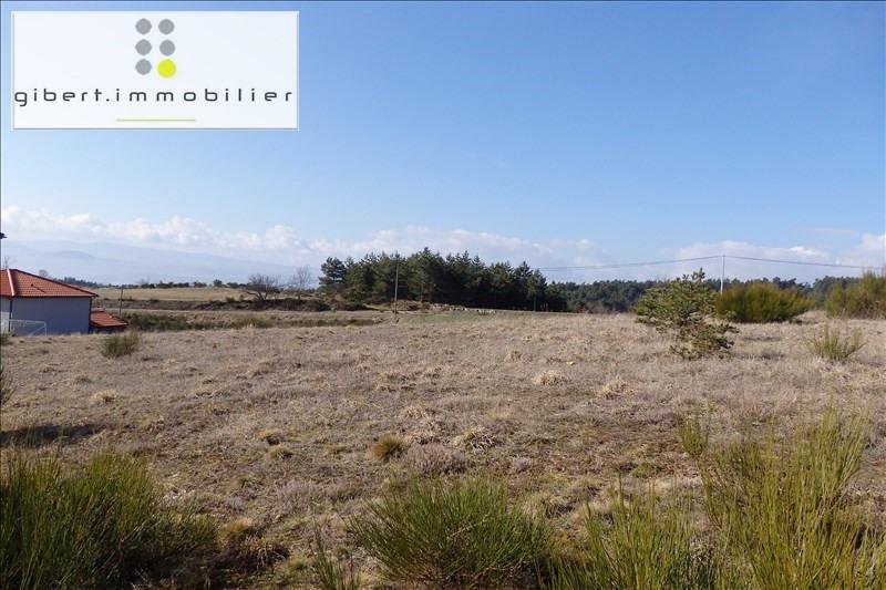 Vente terrain Chaspinhac 52400€ - Photo 1