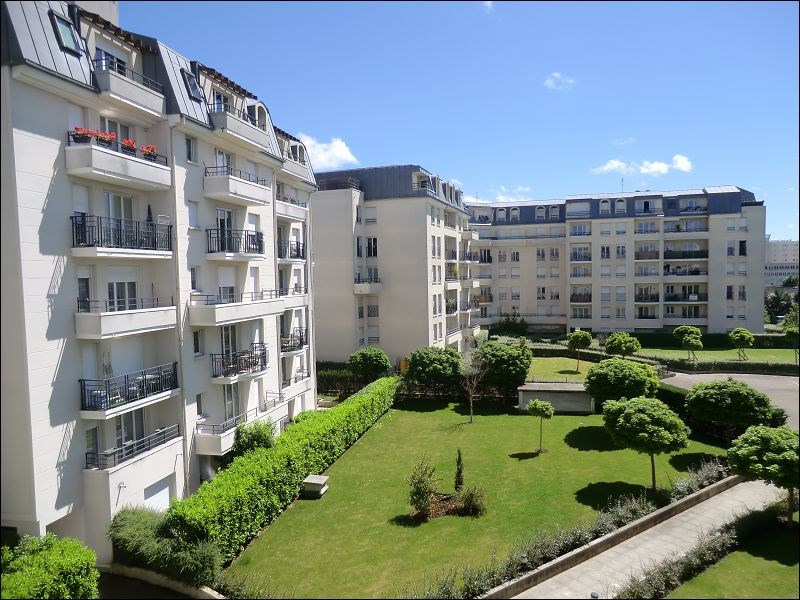 Rental apartment Viry chatillon 631€ CC - Picture 1