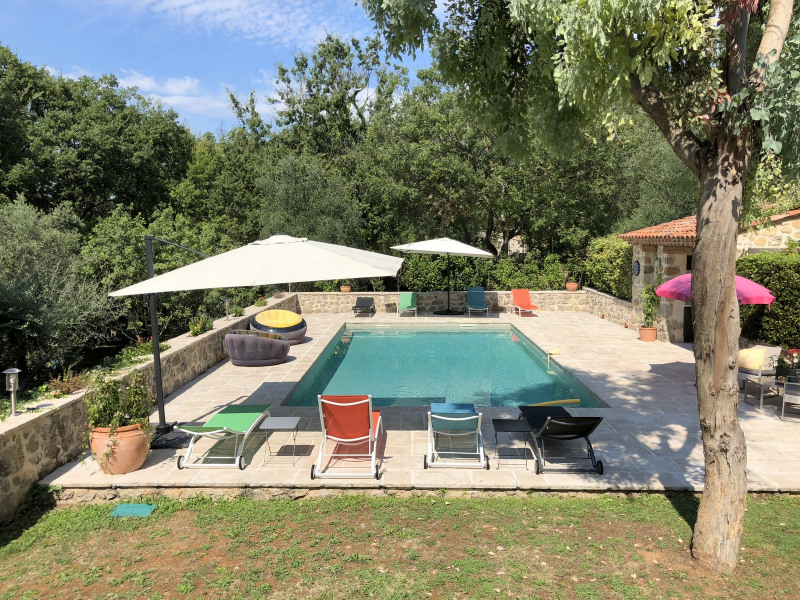 Deluxe sale house / villa Montauroux 990000€ - Picture 2