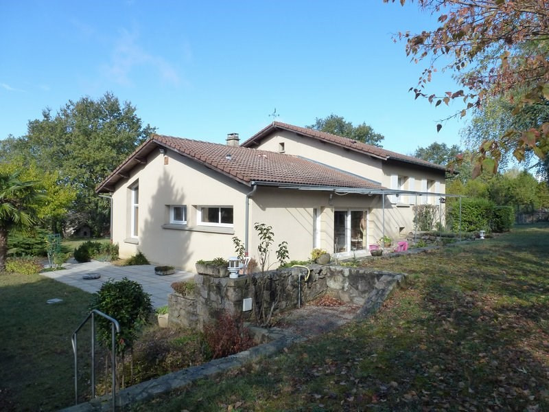 Sale house / villa St martin d aout 242000€ - Picture 1