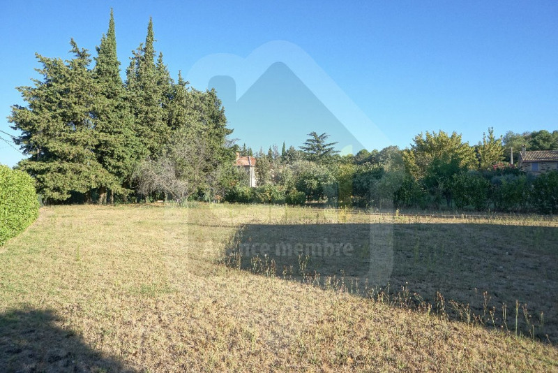 Vente terrain Piolenc 117000€ - Photo 1