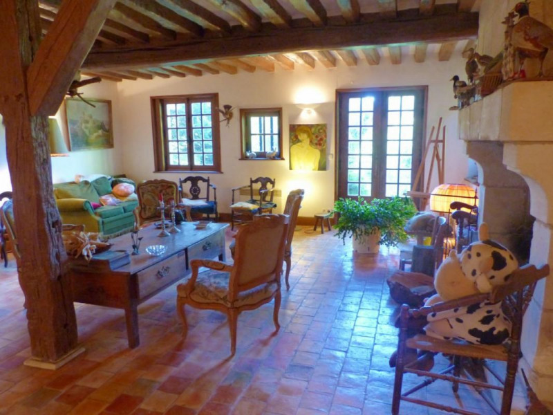 Vente de prestige maison / villa Lisieux 550000€ - Photo 2