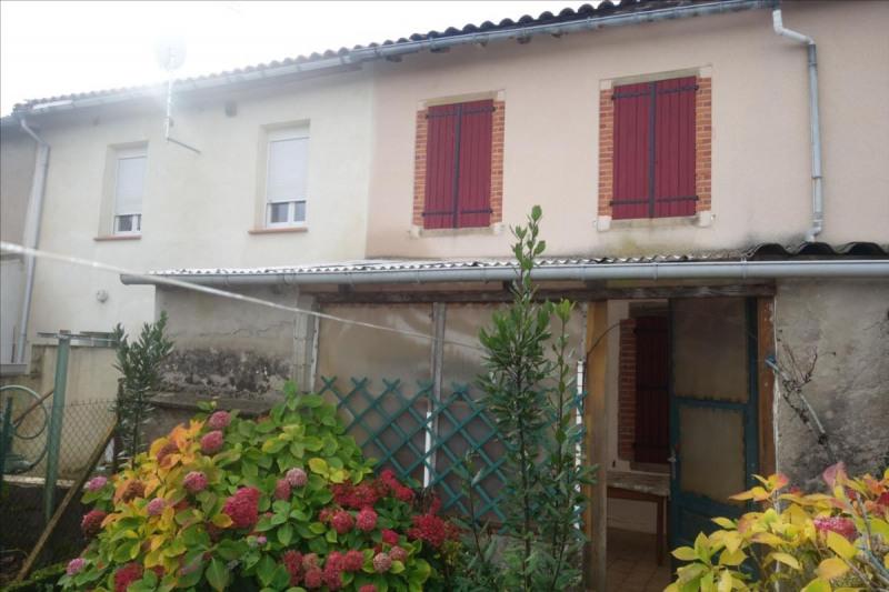 Vente maison / villa Villefranche d'albigeois 88000€ - Photo 2
