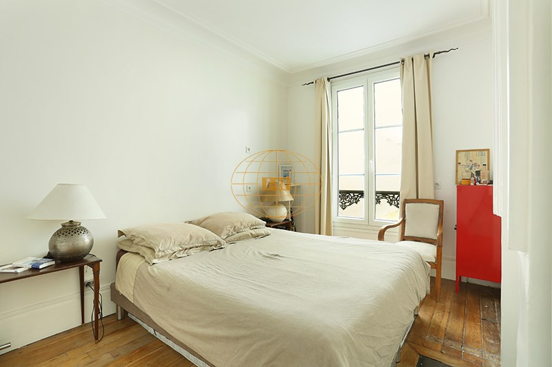 Deluxe sale apartment Paris 9ème 1 190 000€ - Picture 9