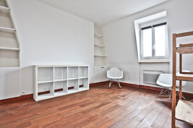 Vente de prestige appartement Paris 4ème 445 000€ - Photo 2