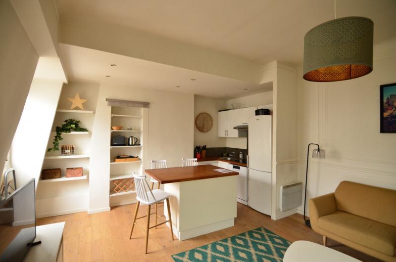 Vente appartement Paris 17ème 525000€ - Photo 2