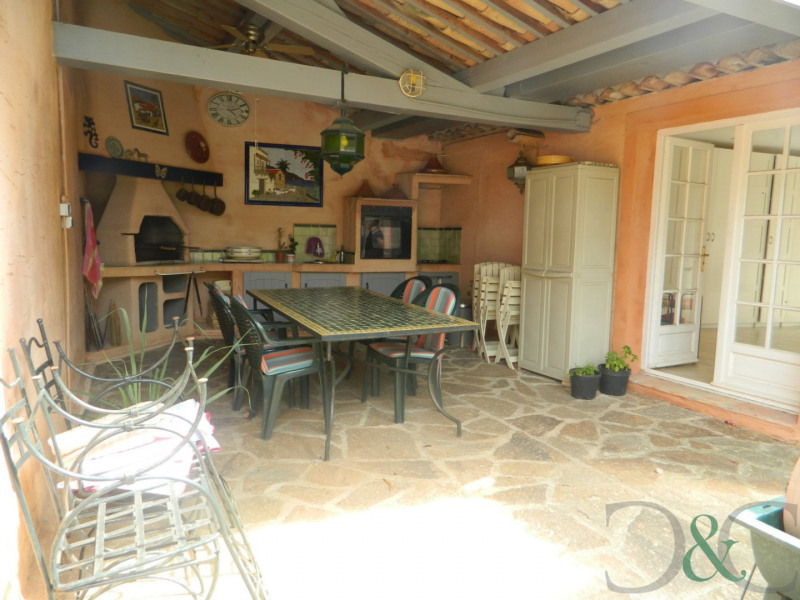 Deluxe sale house / villa Rayol canadel sur mer 960000€ - Picture 8