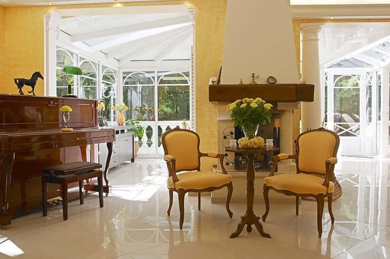 Deluxe sale house / villa Lamorlaye 630000€ - Picture 3