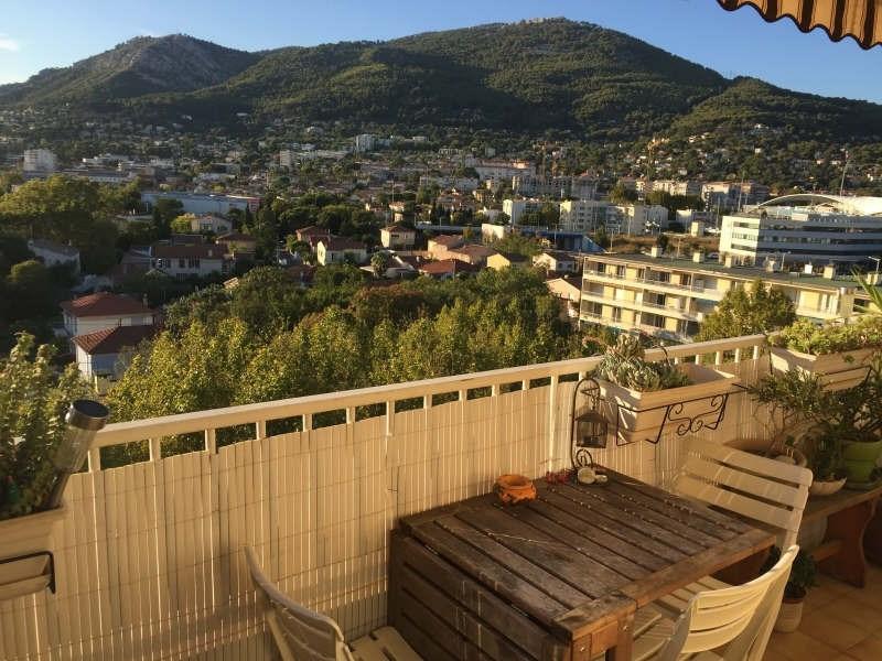 Sale apartment Toulon 179000€ - Picture 1