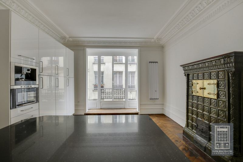 Deluxe sale apartment Paris 9ème 1 590 000€ - Picture 7