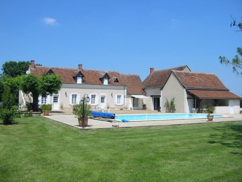 Vente de prestige maison / villa Savonnieres 595000€ - Photo 1