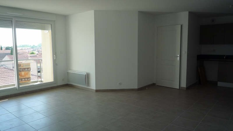 Rental apartment Albi 590€ CC - Picture 1
