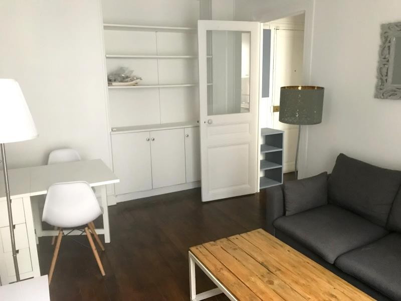 Rental apartment Levallois 1 180€ CC - Picture 2