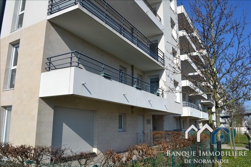 Vente appartement Herouville st clair 145800€ - Photo 1