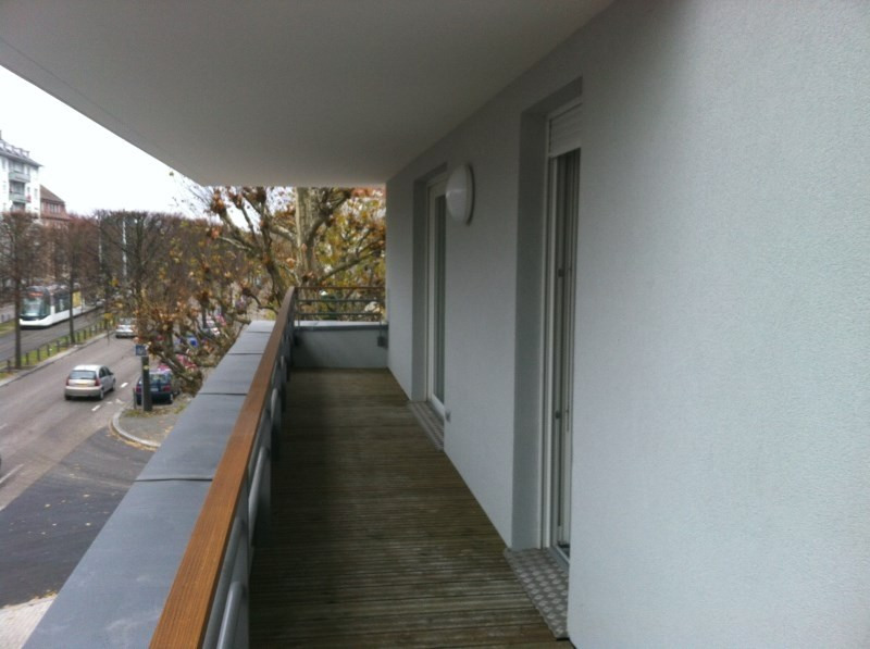 Rental apartment Strasbourg 986€ CC - Picture 2